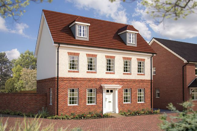 "Thumbnail Property for sale in ""The Warwick"" at Appleton Way, Shinfield, Reading"