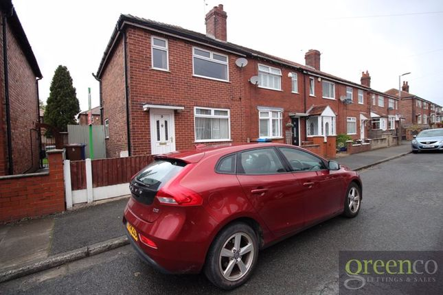 2 bed end terrace house to rent in Alder Drive, Wardley, Swinton, Manchester M27