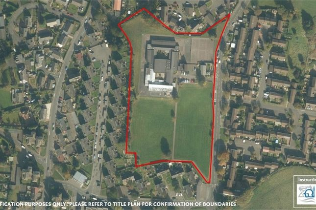 Thumbnail Commercial property for sale in Development Opportunity, Howdenburn, Jedburgh, Scottish Borders