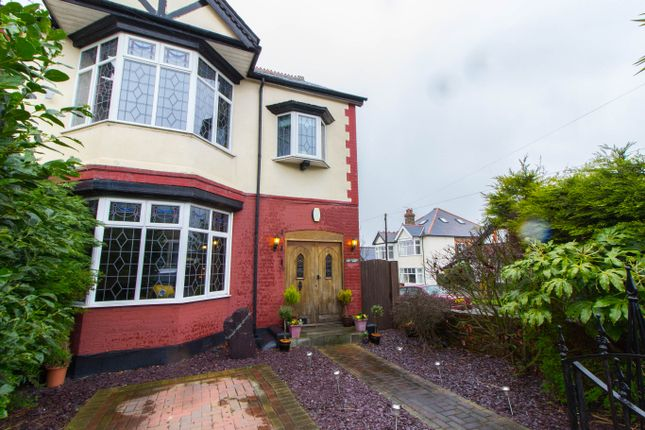 Thumbnail Detached house for sale in Eastwood Lane South, Westcliff-On-Sea