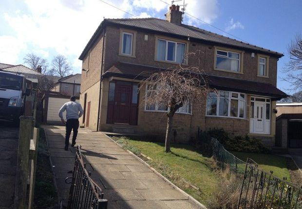 Thumbnail Semi-detached house to rent in Nina Road, Bradford 7