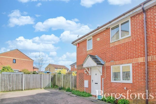 Thumbnail Semi-detached house for sale in Derwent Road, Highwoods