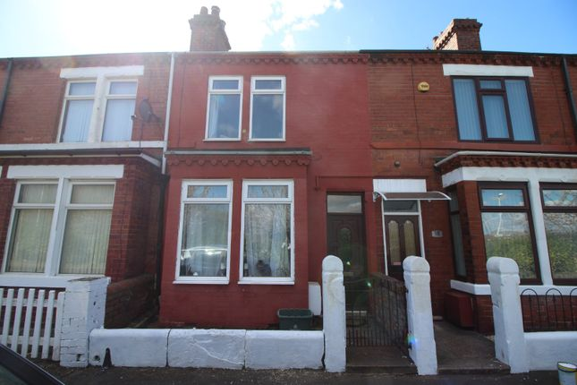 Thumbnail Terraced house for sale in Holly Avenue, Bentley, Doncaster