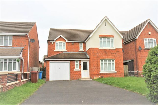 Thumbnail Detached house to rent in Devoke Road, Wythenshawe, Manchester