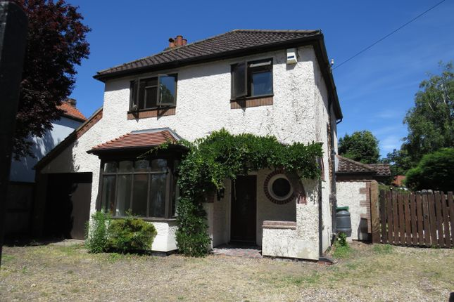 Thumbnail Detached house to rent in Earlham Road, Norwich