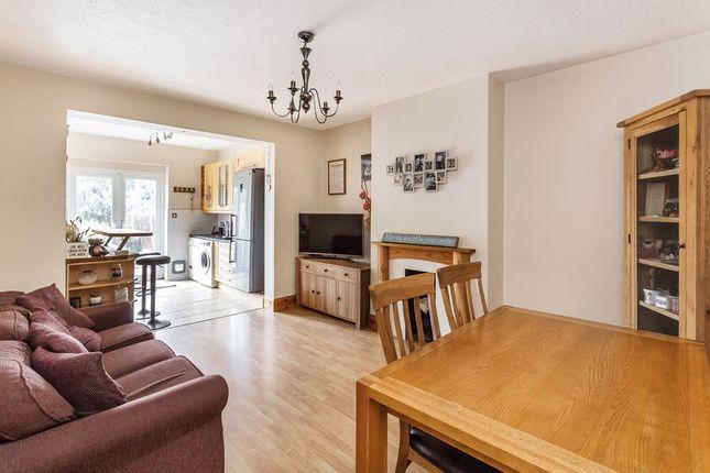 Thumbnail Semi-detached house for sale in Sandhills, Wallington
