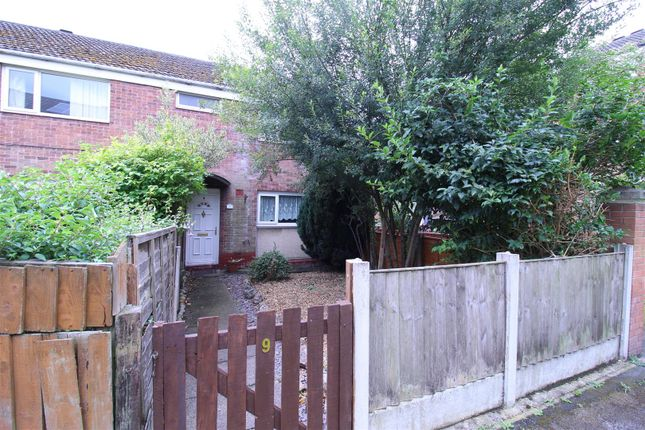 Thumbnail End terrace house to rent in St. James Walk, Northwich
