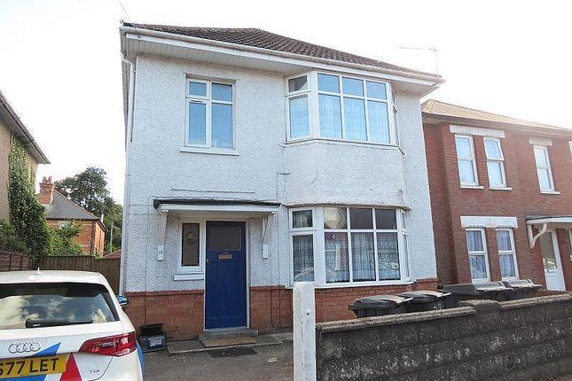 (Main) of Ensbury Park Road, Moordown, Bournemouth BH9