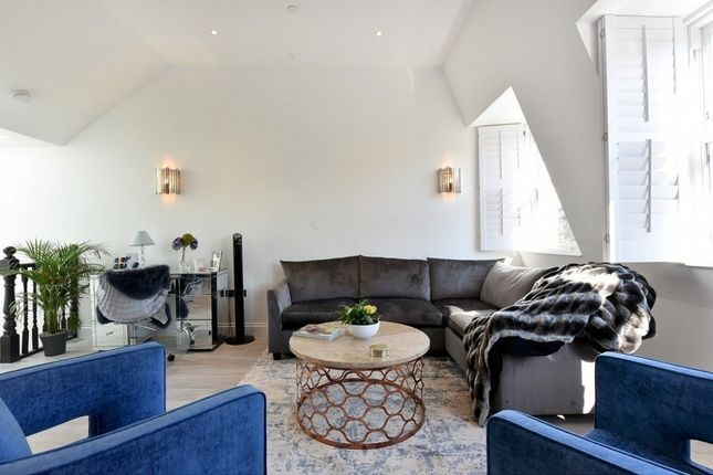Thumbnail Flat to rent in Shorrolds Road, Fulham