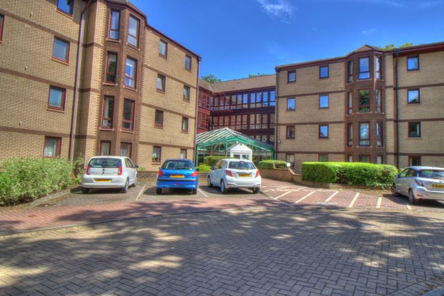Thumbnail Flat for sale in Barnton Park View, Barnton, Edinburgh