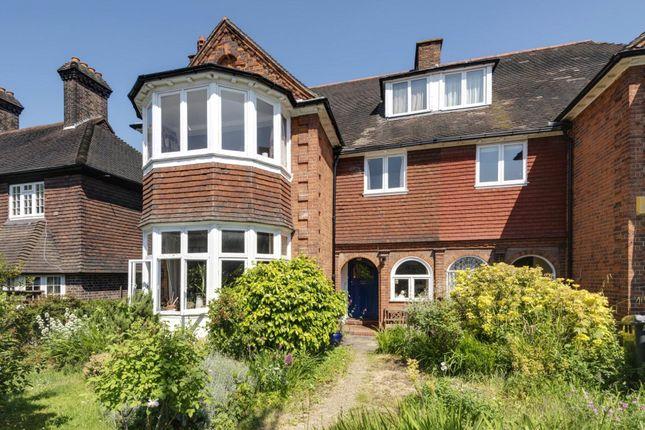 Thumbnail Semi-detached house for sale in The Park, Golders Hill Park, London