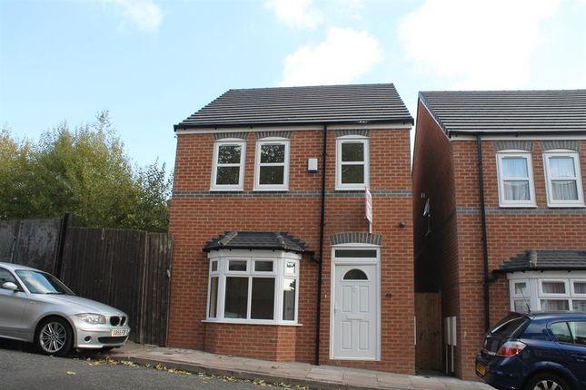 Thumbnail Detached house for sale in Green Lane, Winson Green, Birmingham