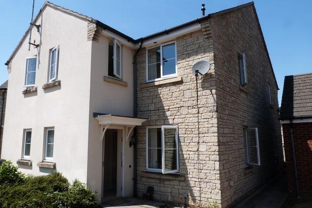 Thumbnail Semi-detached house to rent in Cardinal Drive, Tuffley, Gloucester