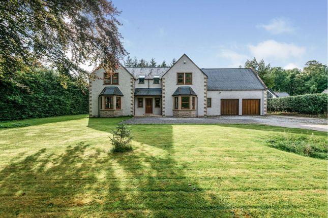 Thumbnail Detached house for sale in Ardgilzean, Elgin