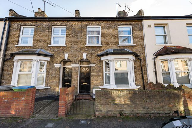 2 bed terraced house for sale in Stewart Road, London E15