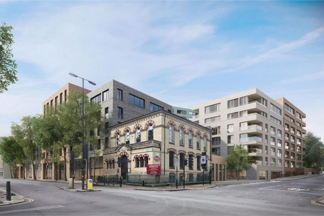 Thumbnail Property for sale in London Square, Caledonian Road, London