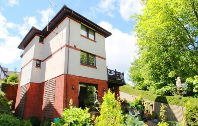 Thumbnail Detached house for sale in Douglas Avenue, Langbank, Port Glasgow