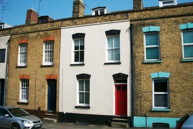 Thumbnail End terrace house to rent in Maidstone Road, Rochester