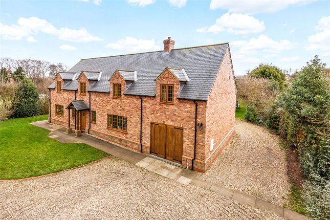 Thumbnail Detached house for sale in Barton Street, Laceby