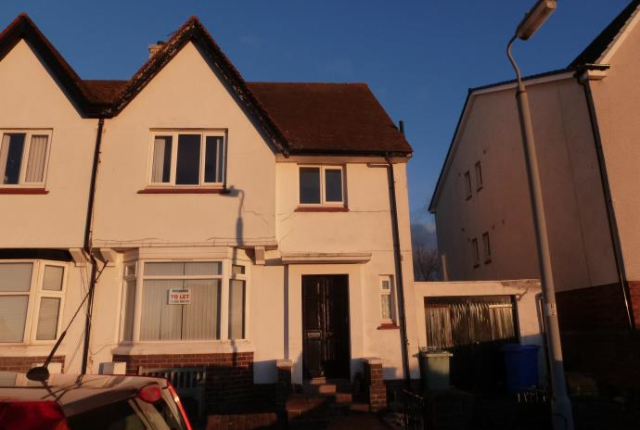 Thumbnail End terrace house to rent in St Ninians Rd, Prestwick