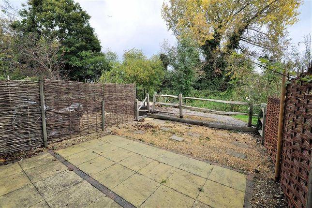 Rear Garden of Old Mill Place, Wraysbury, Berkshire TW19