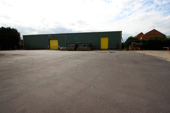 Thumbnail Warehouse to let in West Road Industrial Estate, Billingborough