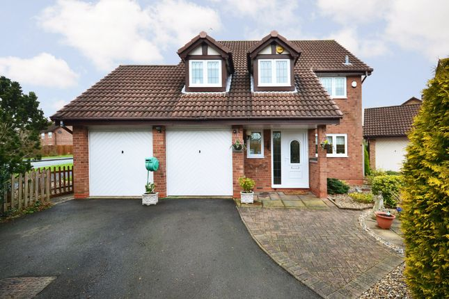 Thumbnail Detached house for sale in Fernie Close, Stone