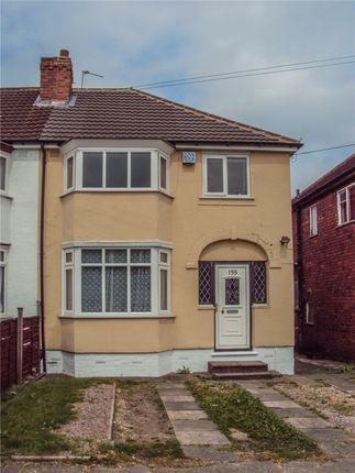 3 bed semi-detached house to rent in Cliff Rock Road, Rednal, Birmingham B45