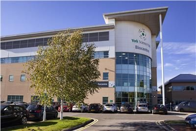 Thumbnail Office to let in York Science Park, Innovation Centre & Biocentre, Innovation Way, York