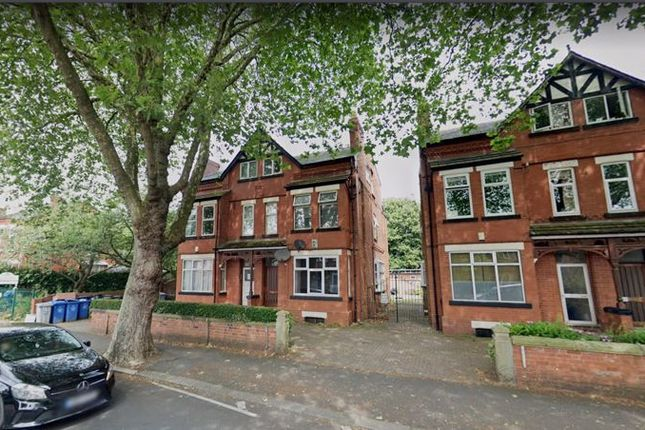 1 bed flat to rent in Ayres Road, Old Trafford, Manchester M16