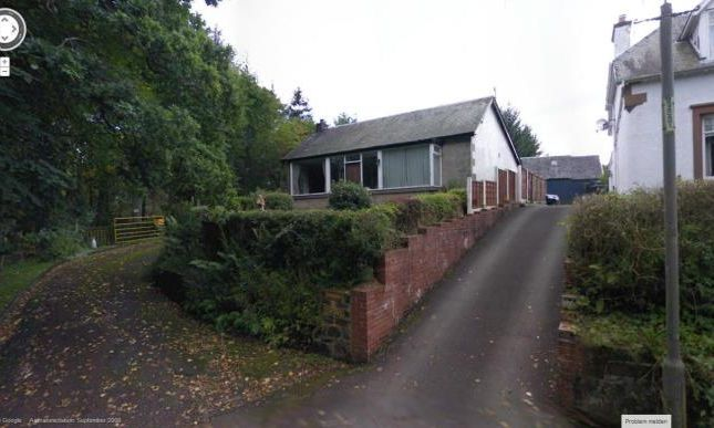 Thumbnail Cottage to rent in Station Road, Carluke