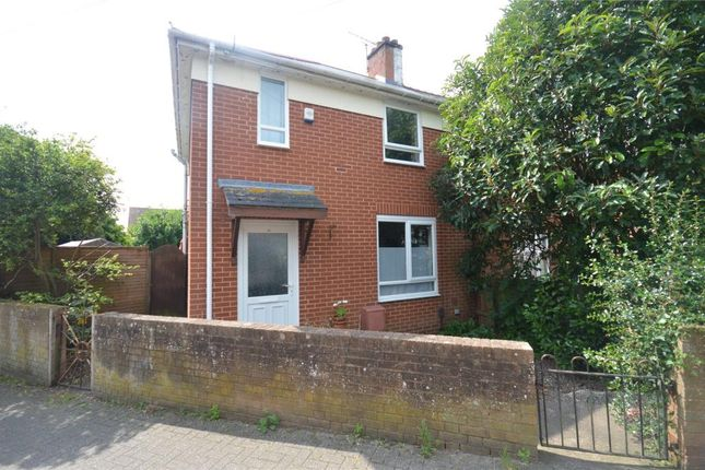 Thumbnail Semi-detached house to rent in Merrivale Road, Exeter, Devon