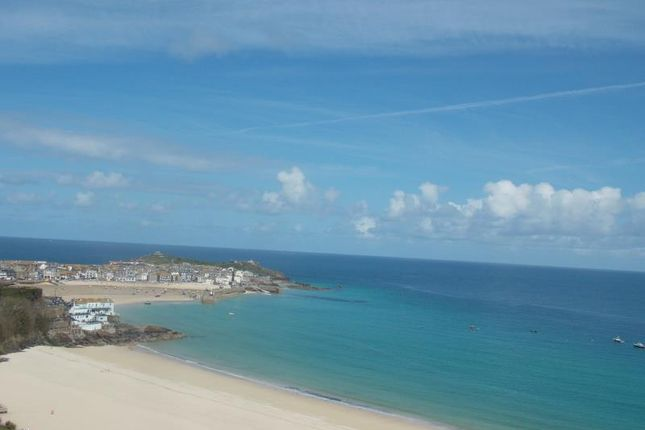 Thumbnail Terraced house for sale in Trelyon Avenue, St. Ives