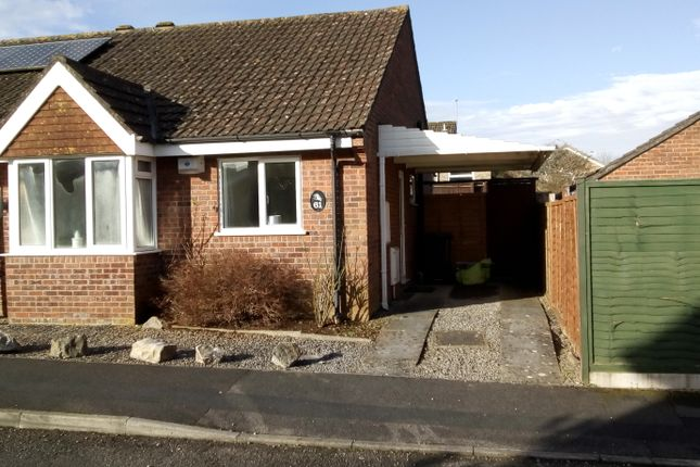 2 bed semi-detached bungalow to rent in West Garston, Banwell BS29