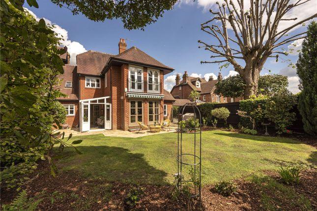 Thumbnail Flat for sale in Roseness, 19 Salisbury Avenue, Harpenden, Hertfordshire