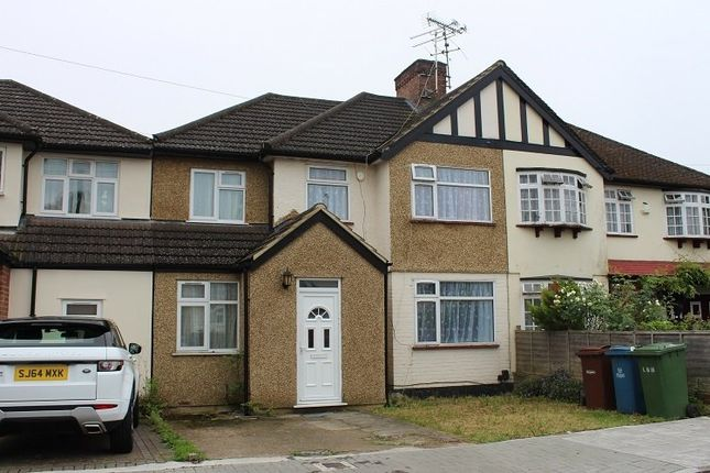 Thumbnail Terraced house to rent in Weald Lane, Harrow