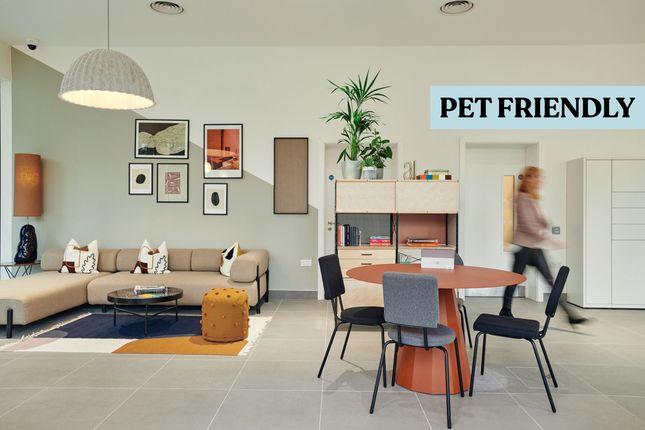 Thumbnail Flat to rent in 1 Barking Wharf Square, Barking