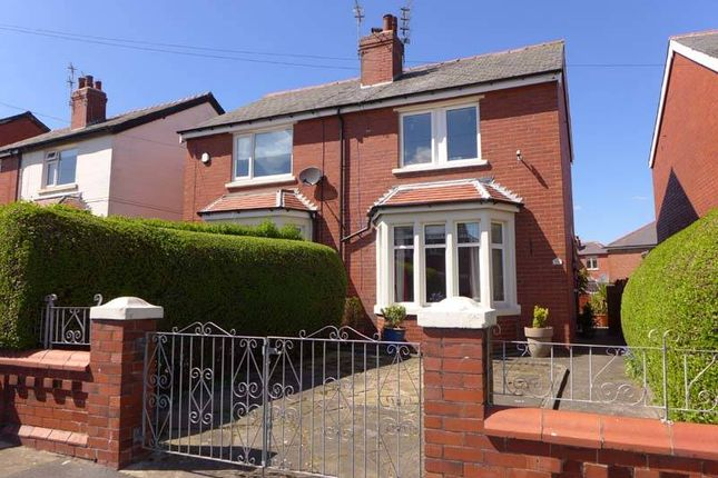 Thumbnail Semi-detached house for sale in Caunce Street, Blackpool