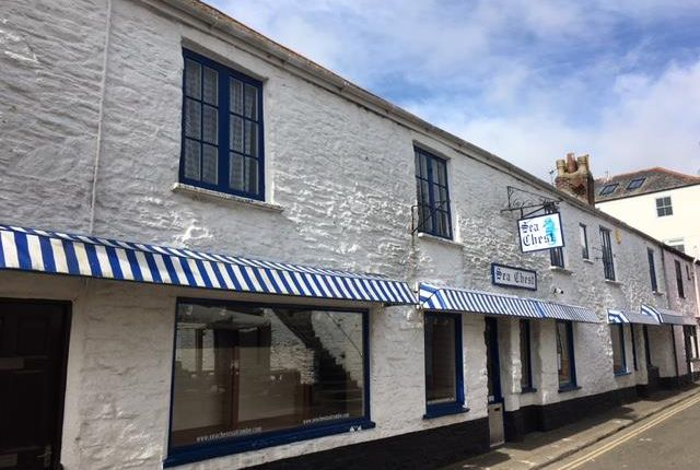 Thumbnail Retail premises for sale in The Sea Chest, 7-10 Union Street, Salcombe, Devon