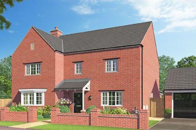 Thumbnail Detached house for sale in Lansdown Close, Banbury