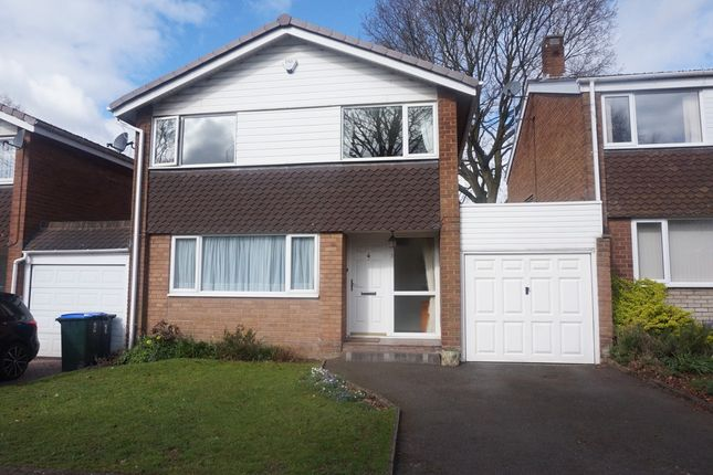 Thumbnail Link-detached house for sale in Garman Close, Great Barr, Birmingham