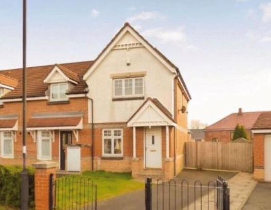 2 bed semi-detached house for sale in Oakham Gardens, North Shields