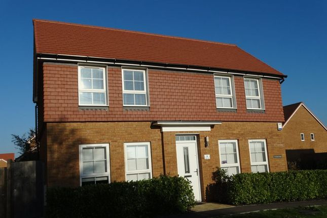 Thumbnail Detached house for sale in Hubble Close, Selsey, Chichester