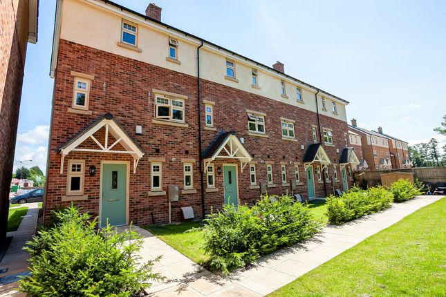 Thumbnail Terraced house for sale in Whittingham Lane, Preston, Lancashire