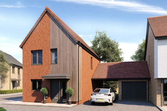 Thumbnail Semi-detached house for sale in Westmill Place, Manor Road, Haverhill