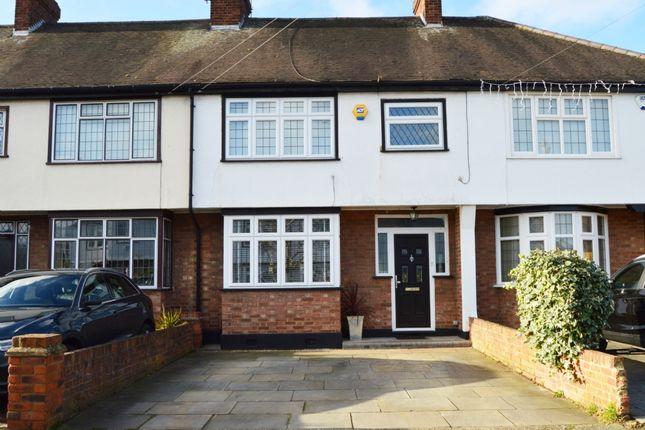 3 bed terraced house for sale in Brackendale Gardens, Upminster