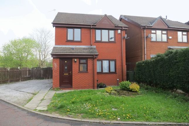Thumbnail Detached house to rent in Ashbrook Farm Close, Stockport