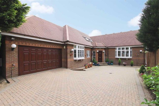 Thumbnail Property to rent in Old Hatch Manor, Ruislip