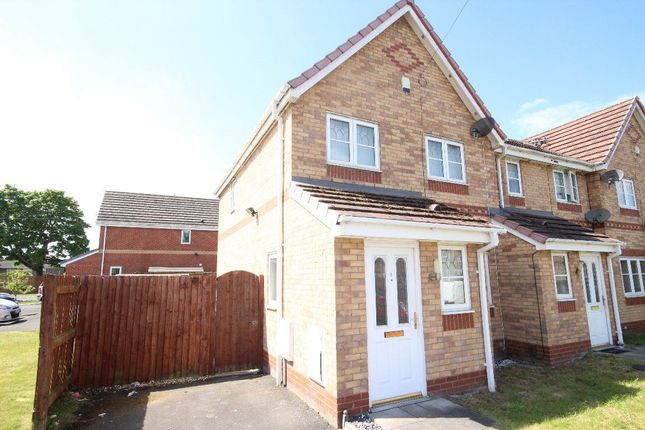 Thumbnail Semi-detached house to rent in Deysbrook Way, West Derby, Liverpool