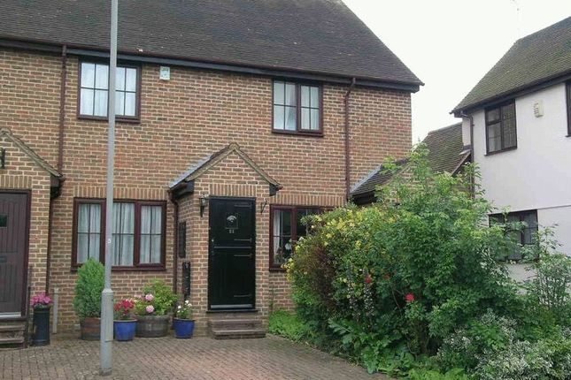 Thumbnail Terraced house to rent in Old Town Close, Beaconsfield